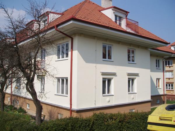 Zlín Prlovská ulice